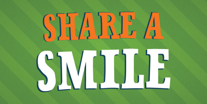 Share a Smile Day