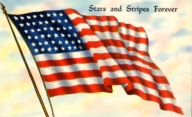 The Stars and Stripes Forever Day