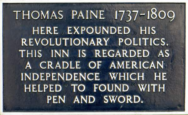 Thomas Paine Day