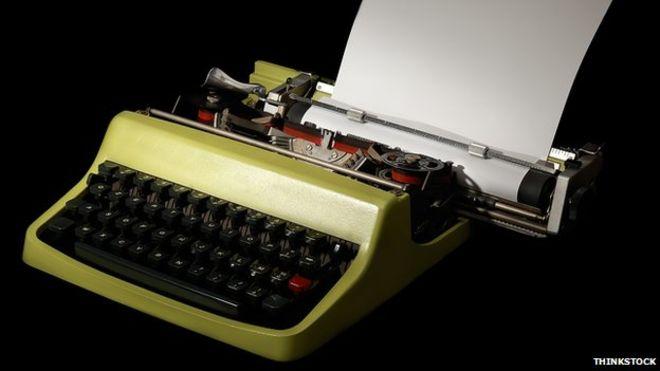 Typewriting Day