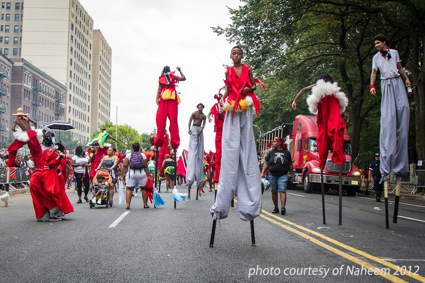 Walk on Stilts Day