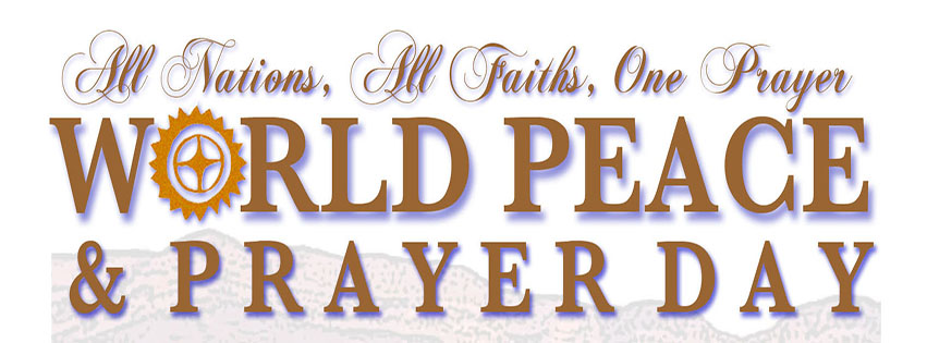 World Peace and Prayer Day