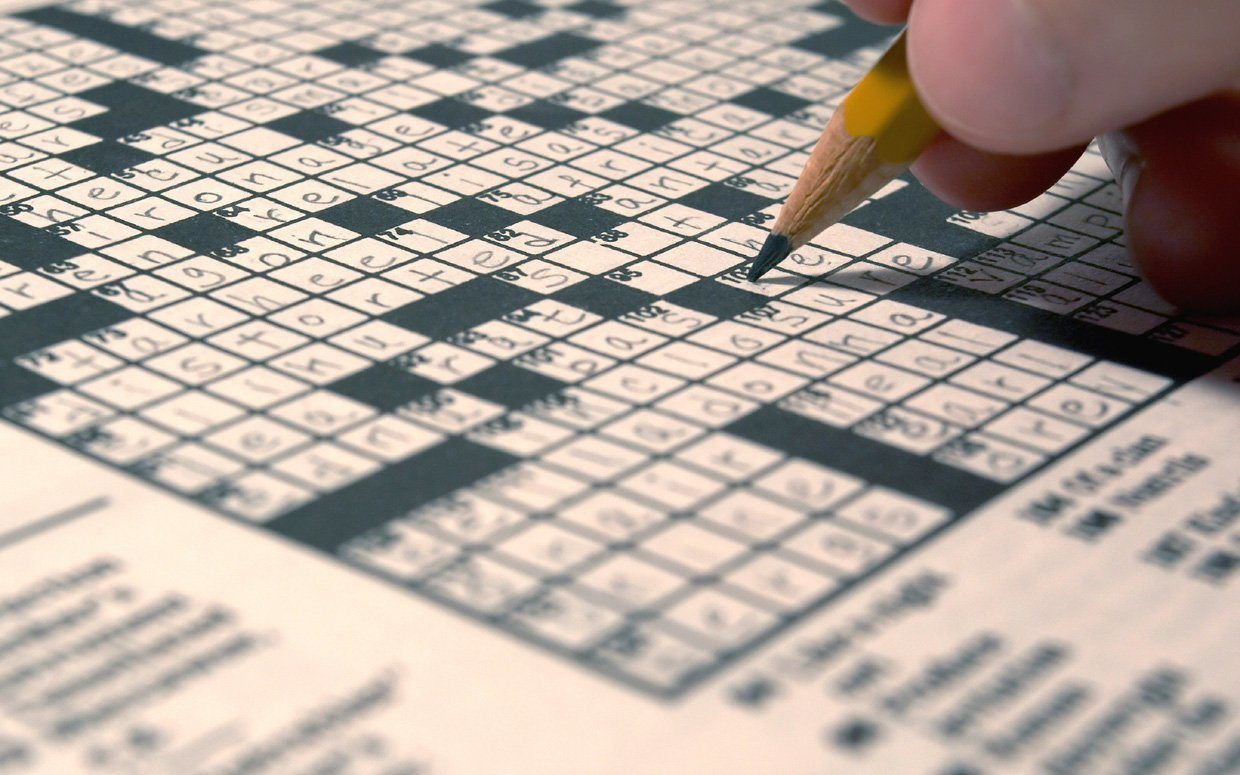 Crossword Puzzle Day
