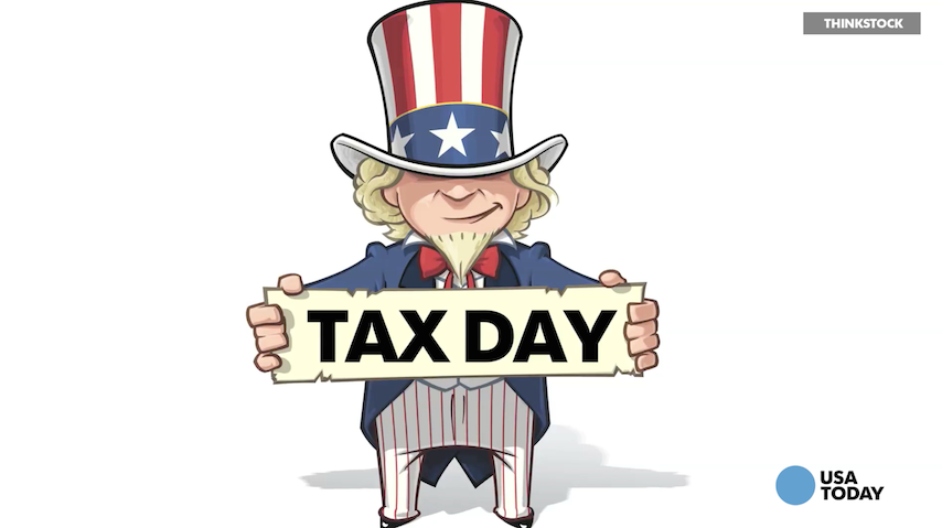 2020 Tax Calendar When is Tax Day 2020, Tax Day 2021 and Further | Free Printable