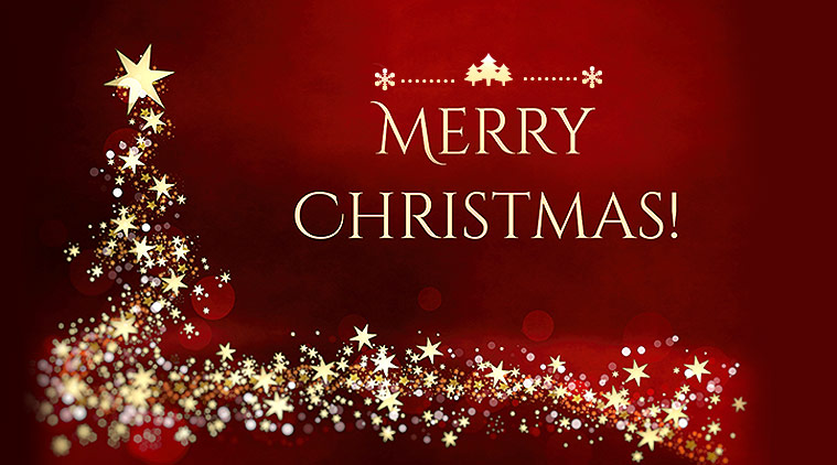 Merry Christmas,  Happy Christmas Day Greeting Card
