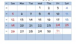 Free December 2021 Monthly Calendar PDF