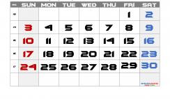 Printable Calendar 2022 April