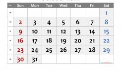 Free Printable 2022 October Calendar