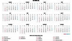 Printable Calendar 2022 pdf