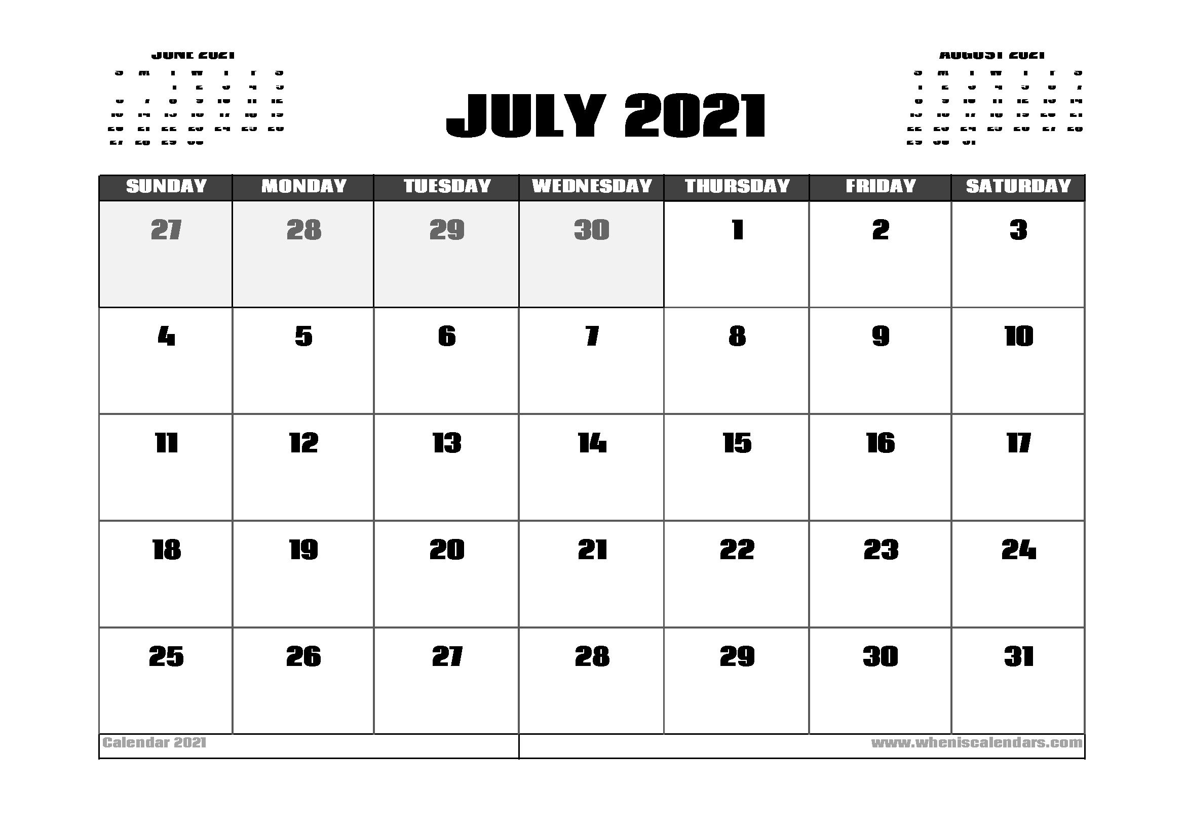 July 2021 Calendar Australia with Holidays