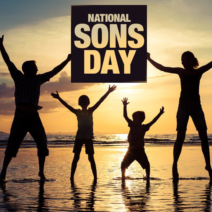 Happy National Sons Day and When is National Sons Day 2022, 2023, 2024, 2025
