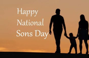 When Is National Sons Day