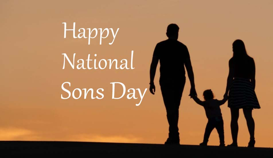 Happy National Son's Day and When is National Sons Day 2022, 2023, 2024, 2025